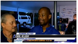 Earl Klugh at Richmond Jazz Festival