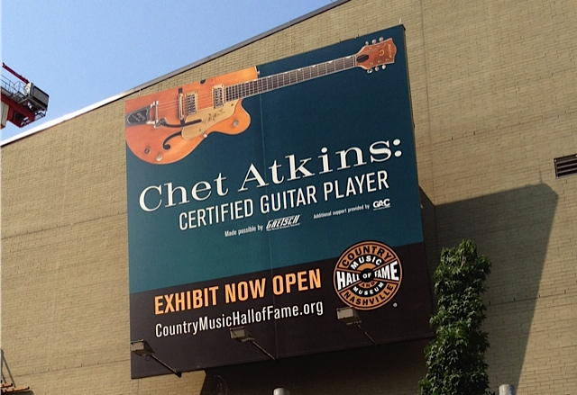 A Tribute to Chet Atkins at the Country Music Hall of Fame & Museum