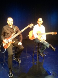 Earl & Al performed This Time on FOX 5 New York's evening news!
