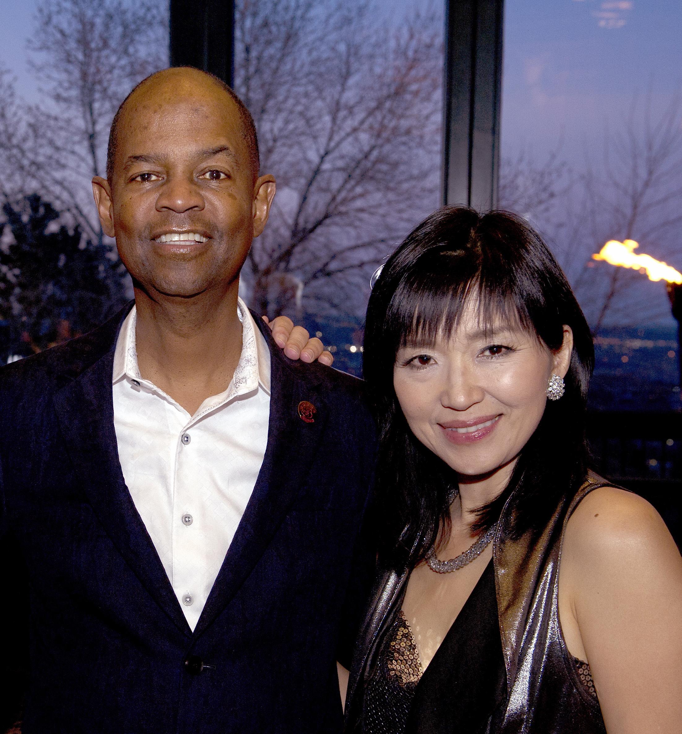 Earl Klugh & Keiko Matsui at Newport Beach!