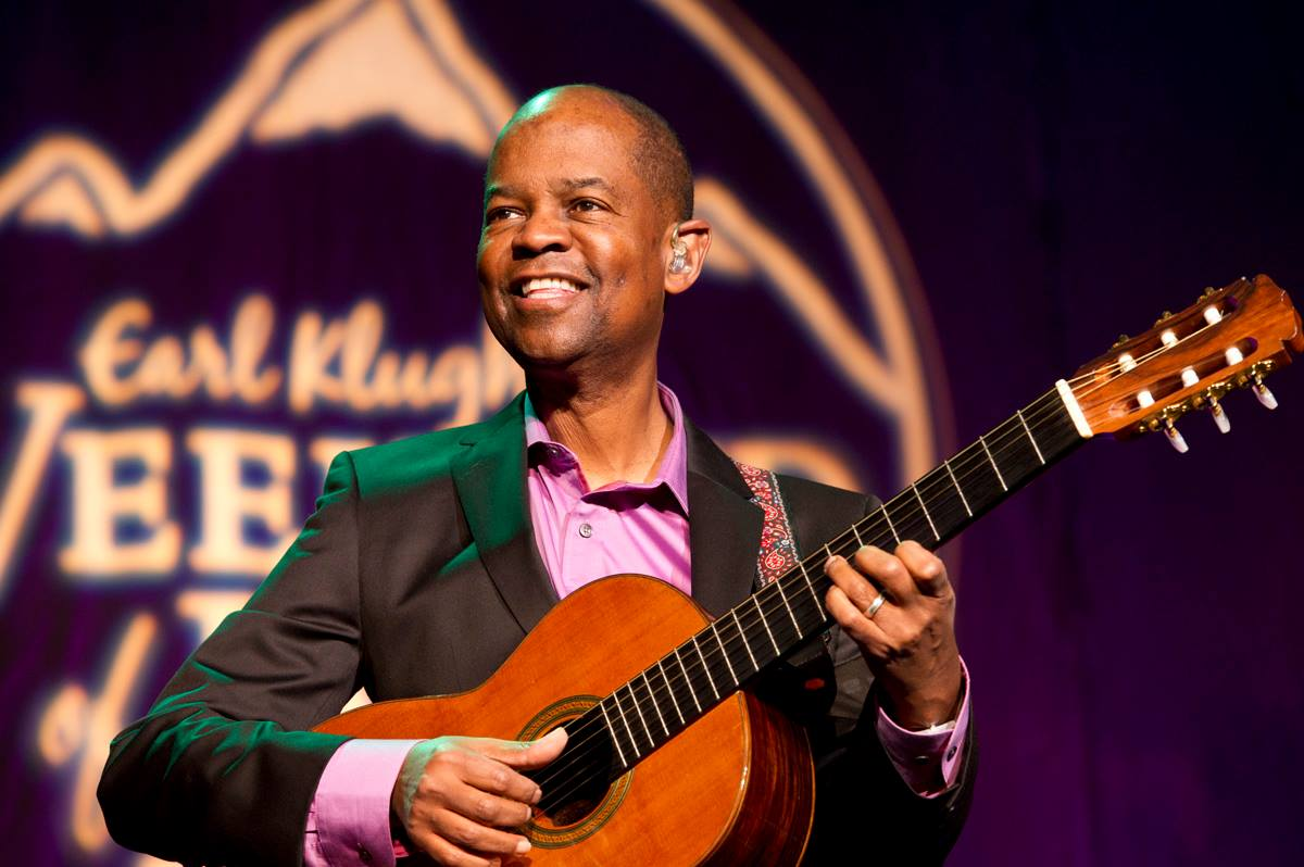 Earl Klugh's Weekend of Jazz Events On Sale!